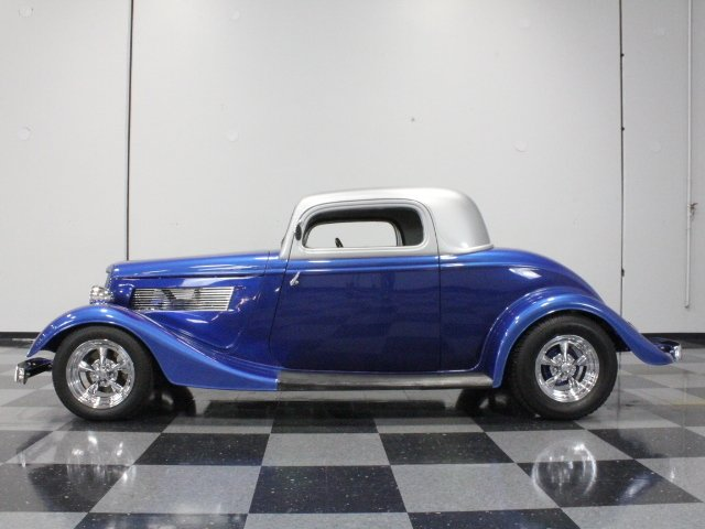 1934 ford coupe replica