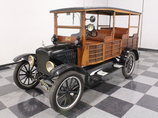 For Sale: 1922 Ford Model T