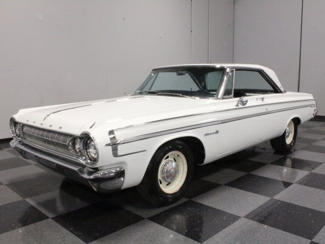 For Sale: 1964 Dodge Polara
