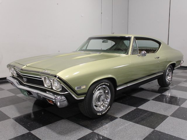 For Sale: 1968 Chevrolet Chevelle