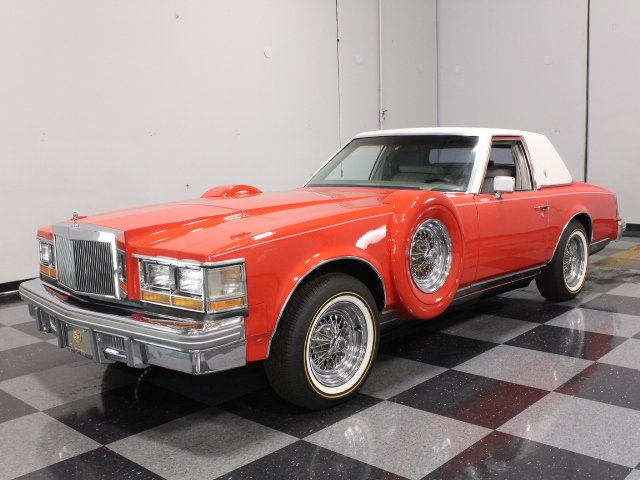 For Sale: 1978 Cadillac Seville