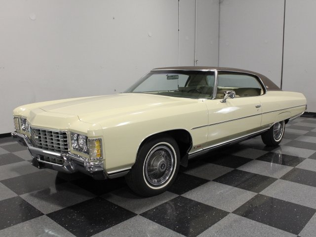 For Sale: 1971 Chevrolet Caprice