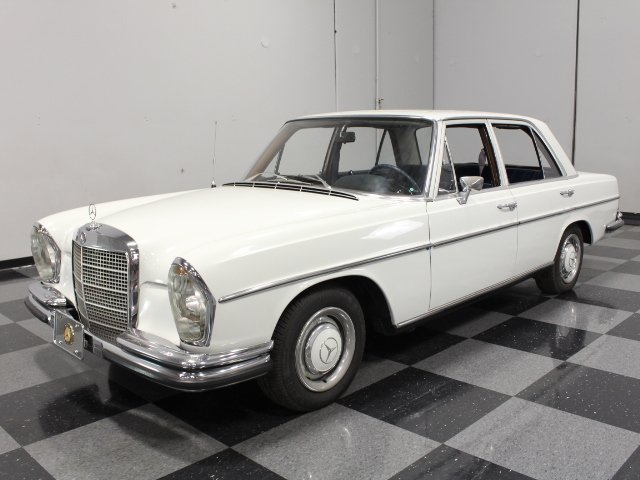 For Sale: 1967 Mercedes-Benz 250S