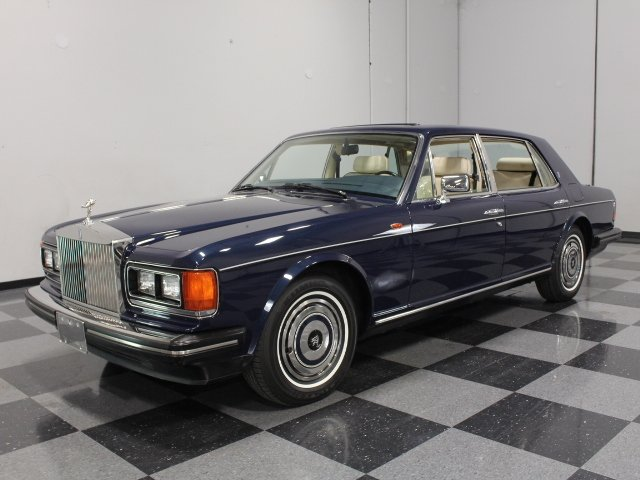 For Sale: 1987 Rolls-Royce Silver Spur