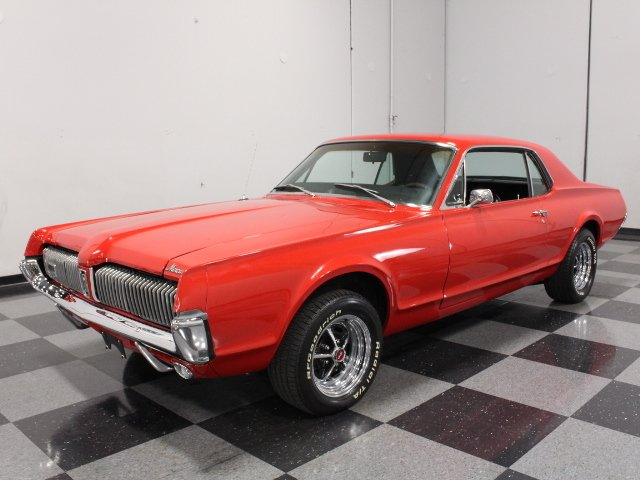 For Sale: 1967 Mercury Cougar
