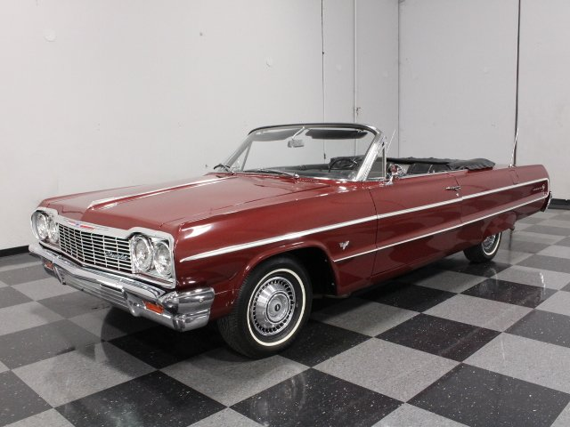 For Sale: 1964 Chevrolet Impala