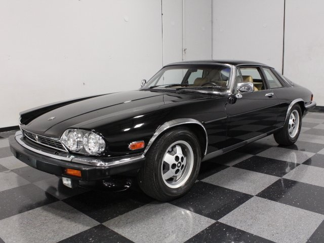 For Sale: 1984 Jaguar XJS