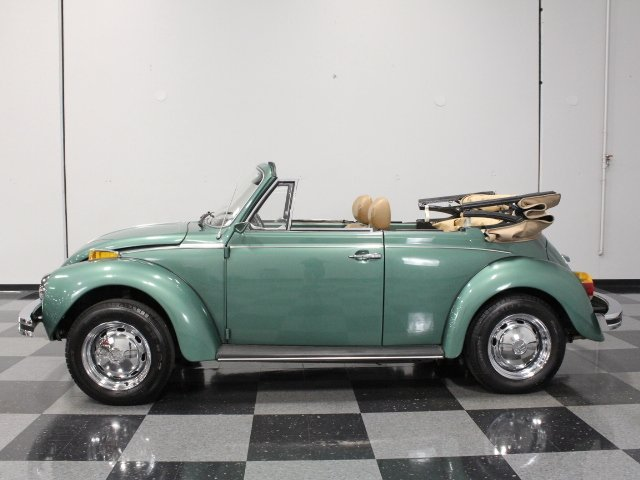 1977 volkswagen super beetle