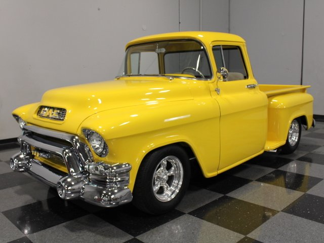 For Sale: 1955 GMC 3100
