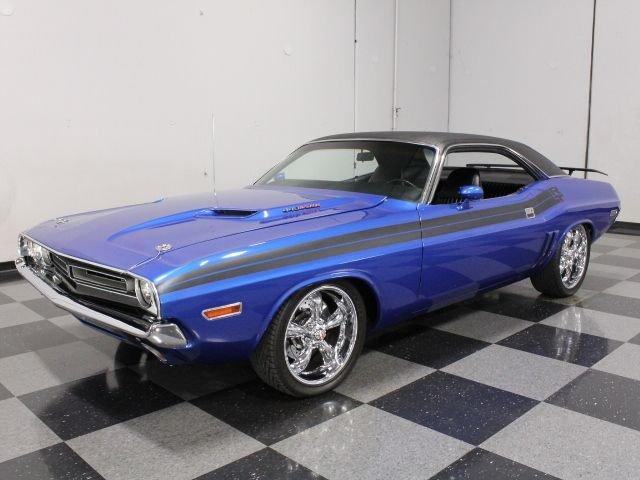 For Sale: 1971 Dodge Challenger