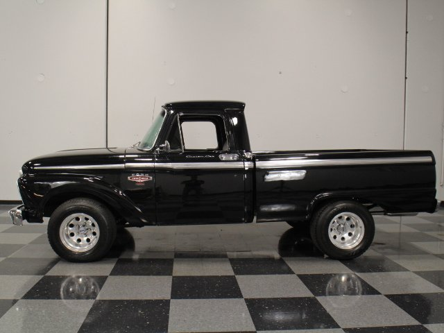 1965 ford f 100 custom cab