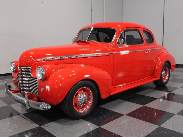 For Sale: 1940 Chevrolet Special
