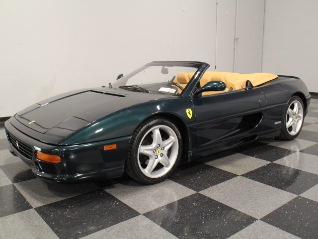 For Sale: 1998 Ferrari F355