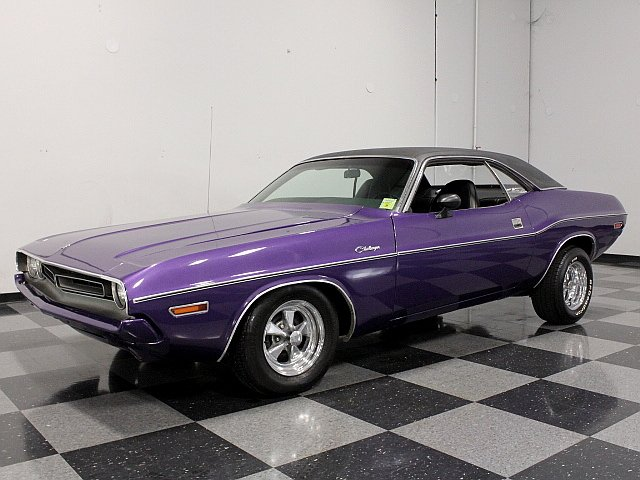 For Sale: 1971 Dodge Challenger