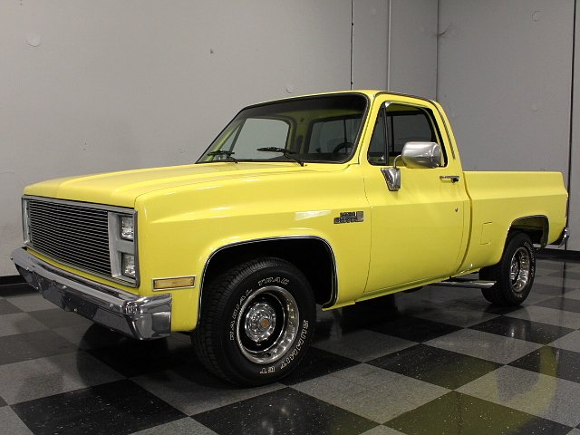 For Sale: 1985 GMC High Sierra