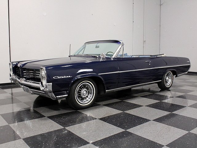 For Sale: 1964 Pontiac Catalina