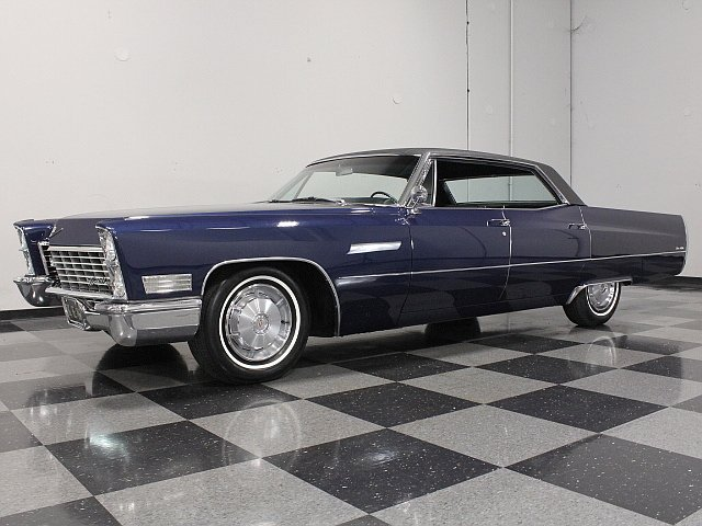 For Sale: 1967 Cadillac