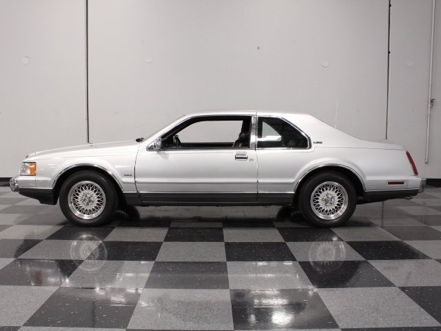 1990 lincoln continental mark vii