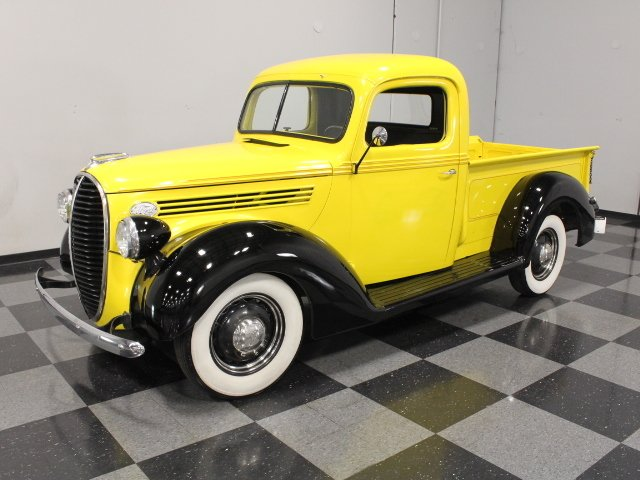 For Sale: 1939 Ford