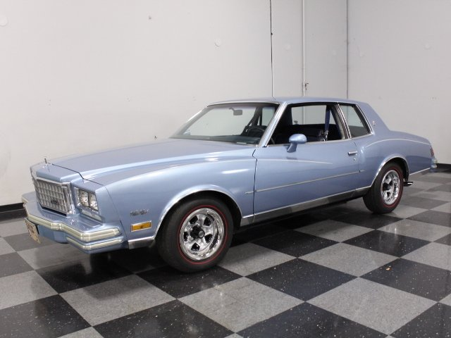 For Sale: 1980 Chevrolet Monte Carlo