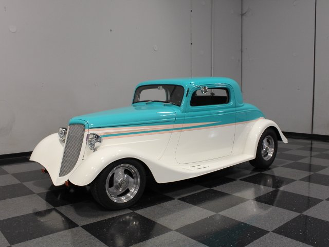 For Sale: 1934 Ford Coupe
