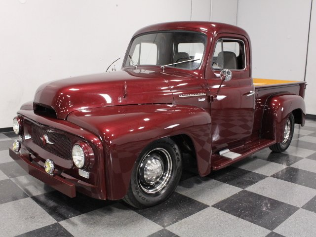 For Sale: 1953 International Truck