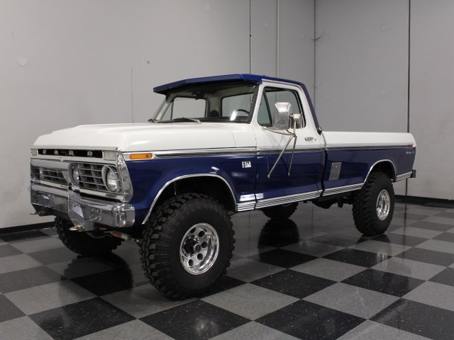 For Sale: 1973 Ford F-250
