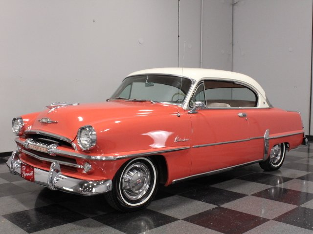 For Sale: 1954 Plymouth Belvedere