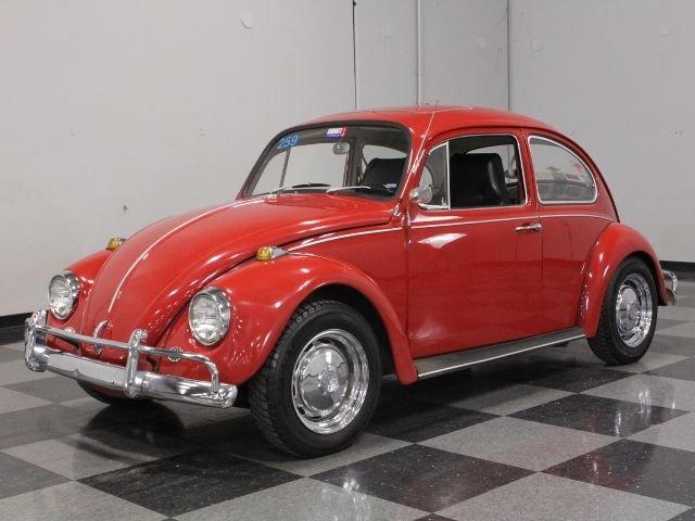 1967 Volkswagen Beetle | Streetside Classics - The Nation's