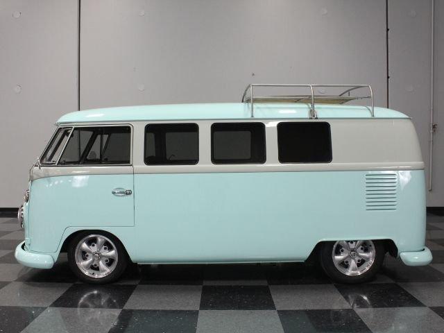 1967 volkswagen westfalia van