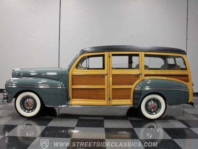 1947 mercury woody wagon