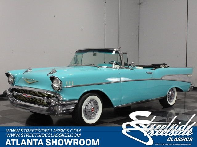 1957 Chevrolet Bel Air Streetside Classics The Nations Trusted