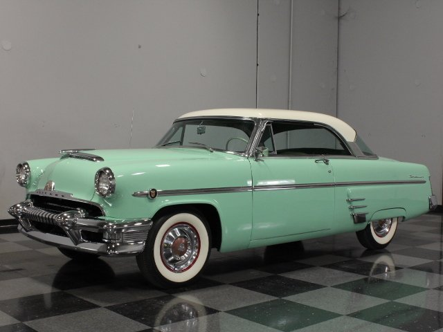 For Sale: 1954 Mercury Monterey