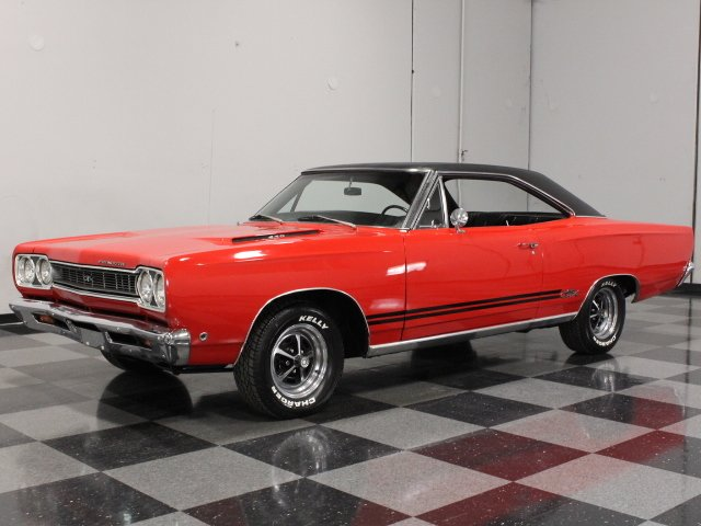 For Sale: 1968 Plymouth GTX