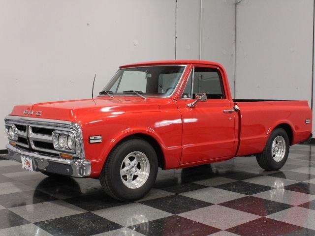 For Sale: 1971 GMC Sierra