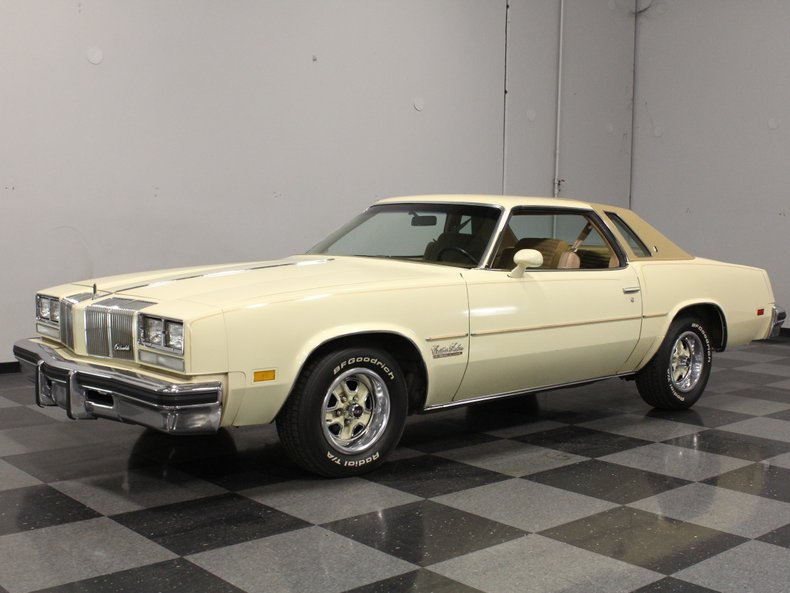 For Sale: 1976 Oldsmobile Cutlass