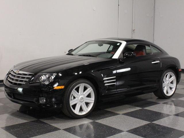 For Sale: 2008 Chrysler Crossfire
