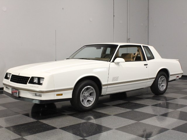 For Sale: 1988 Chevrolet Monte Carlo