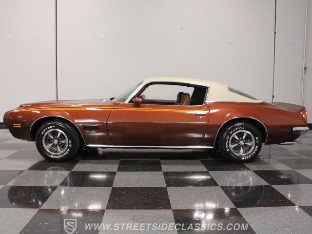 1971 pontiac firebird formula 350