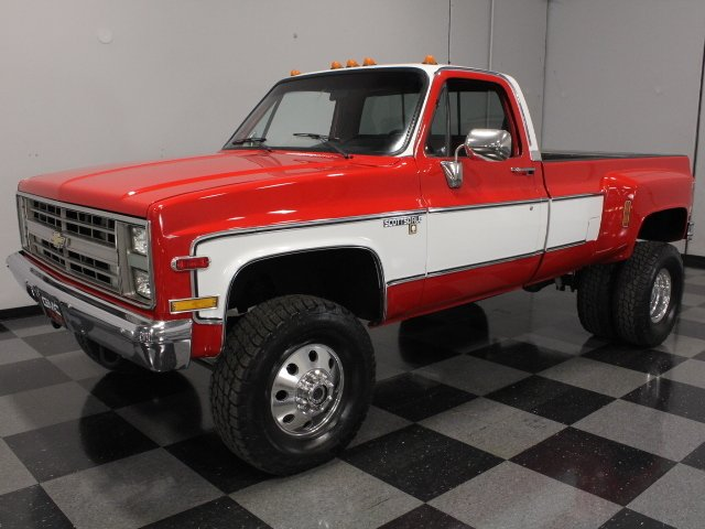 For Sale: 1987 Chevrolet K30