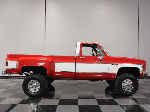 1987 Chevrolet K30 | Streetside Classics - The Nation's Trusted
