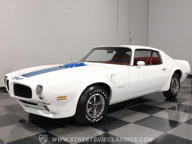 For Sale: 1970 Pontiac