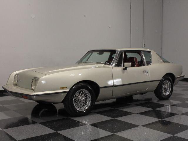 For Sale: 1984 Avanti Avanti