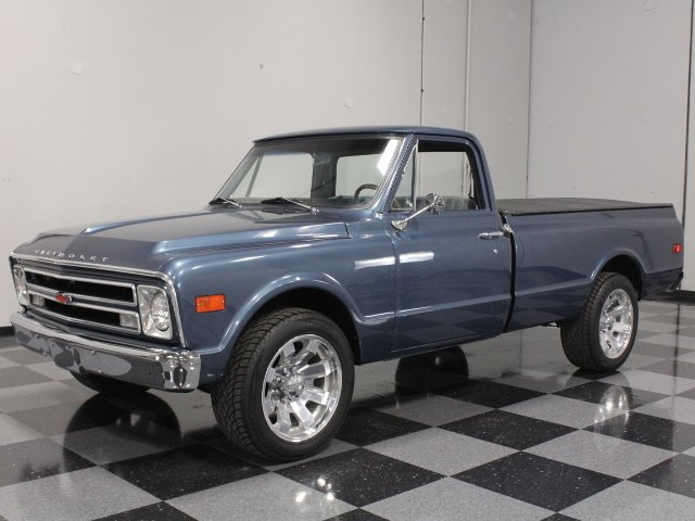 For Sale: 1968 Chevrolet C20