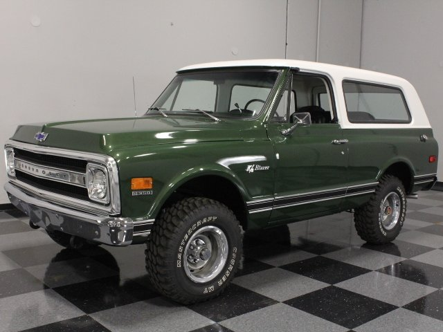 For Sale: 1972 Chevrolet
