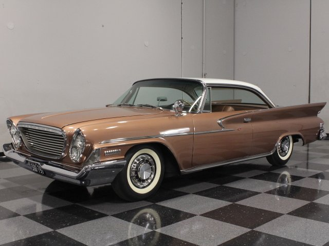 For Sale: 1961 Chrysler Windsor