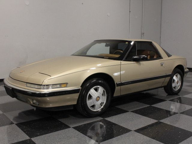 For Sale: 1990 Buick Reatta