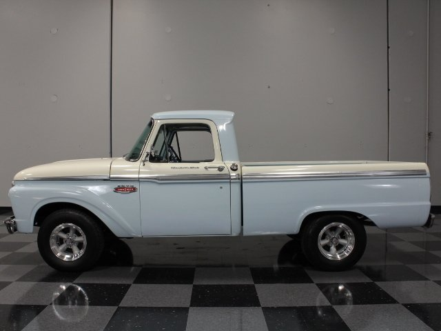 1966 ford f 100 custom cab