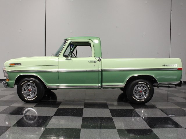 1972 ford f 100
