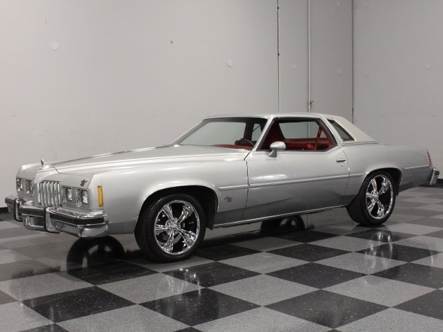 For Sale: 1977 Pontiac Grand Prix